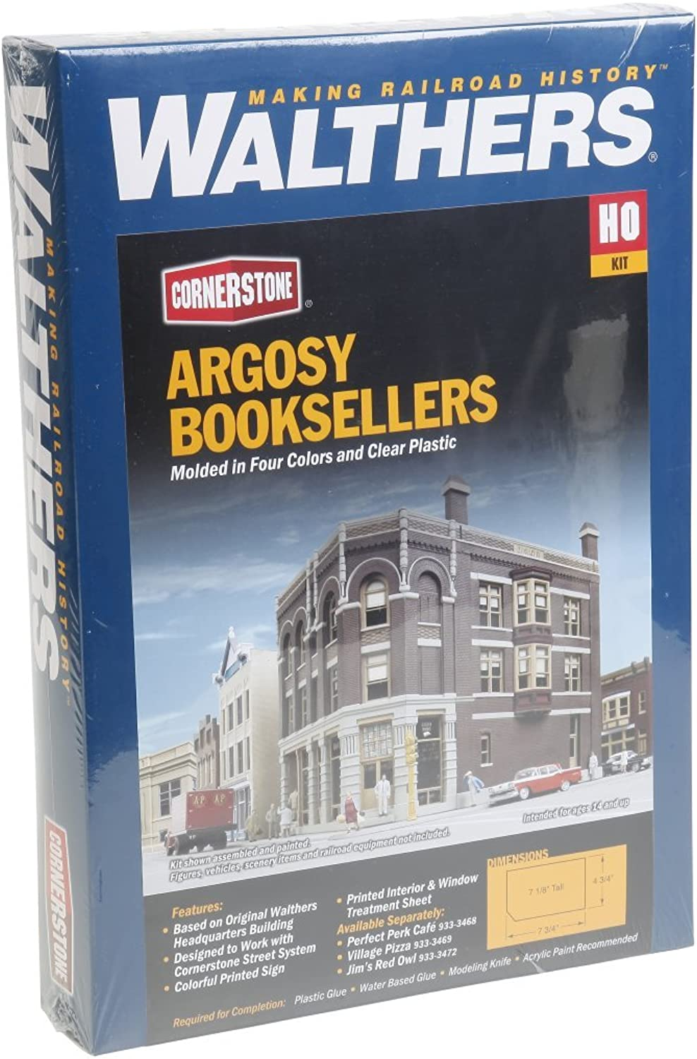 Walthers Cornerstone 9333466 Argosy Booksellers