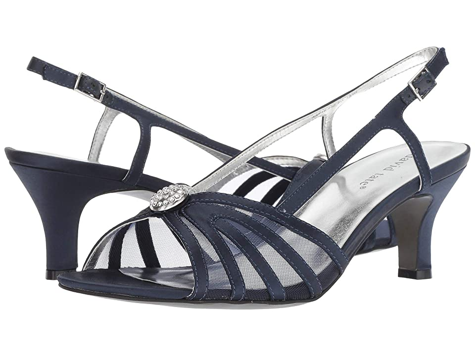 David Tate Cheer (Navy Satin) Women