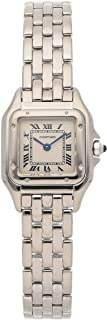 Panthere Quartz (Battery) Silver Dial Womens Watch W25016F3 (Certified Pre-Owned)