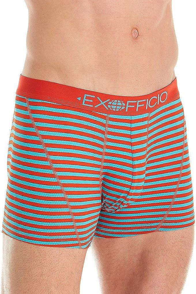 ExOfficio Give-N-Go Sport Mesh 3 Inch Flyless Boxer Brief (2453041)