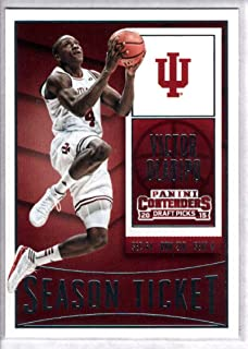 Basketball NBA 2015-16 Panini Contenders Draft Picks Season Ticket #96 Victor Oladipo NM-MT+