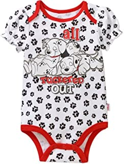 101 Dalmatians All Tuckered Out Baby Girls Bodysuit Dress Up Outfit