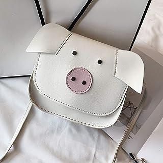 Wultia - Bags for Women 2019 Women's Womens Messenger Bag Animal Pattern Bag Shoulder Bag Wallet Phone Case Bolsa Feminina White