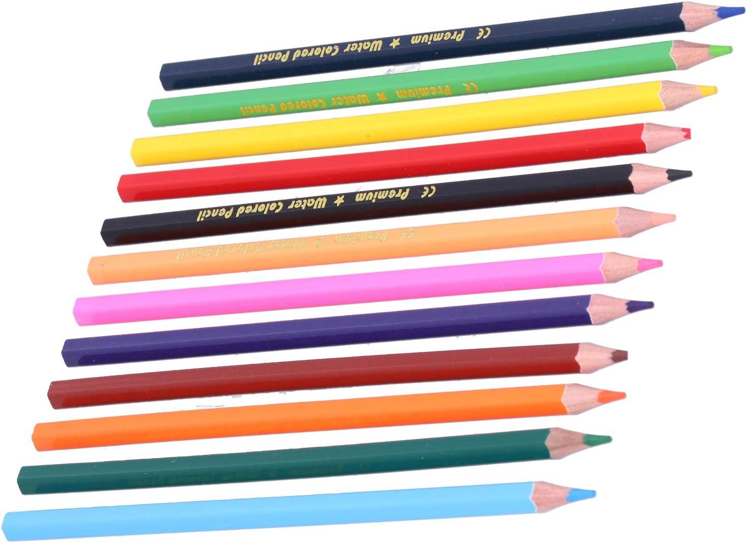 Pencils Set 2021 Fine Long Beach Mall Refill Painting Color Supplies Pen Art Drawing