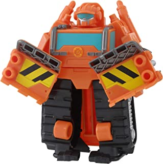 Playskool Heroes Transformers Rescue Bots Academy Wedge the Construction-Bot