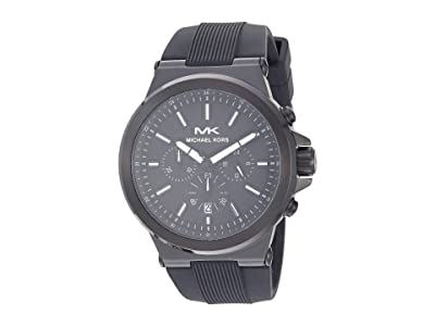 Michael Kors MK8729 Dylan (Black) Watches