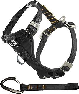 Kurgo K01258 Dog Harness   Car Harness for Dogs   Large   BlackPet Safety Seat Belt   Certified Crash Tested Harness   Car...