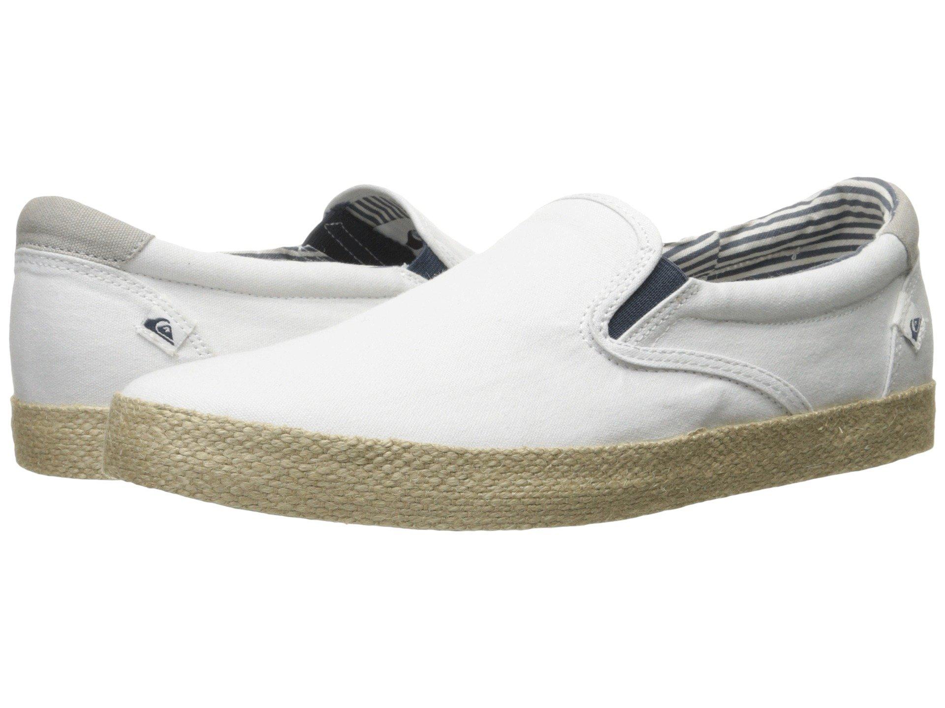 Tenis para Hombre Quiksilver Shorebreak Slip-On ESP  + Quiksilver en VeoyCompro.net