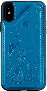 Flip Case for Huawei Mate30, Leather Cover Business Gifts Wallet with Extra Waterproof Underwater Case