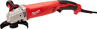 Angle Grinder, 5 In, No Load RPM 9000