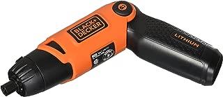 Black + Decker li20003.6-volt 3posiciones recargable destornillador