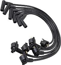 AutoPart T ST-6099 8mm Ignition Spark Plug Wire Set, Set of 6, for 1998-2000 Ford Ranger, 1998-2000 Mazda B3000, V6, 3.0L, 182cid …