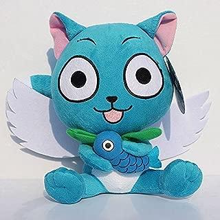 Fairy Tail Plue 4.5 Licensed Anime Mini Soft Plush Desk Toy