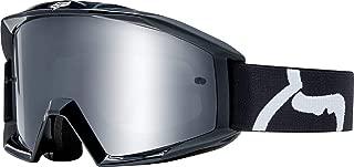 Fox Racing 2019 Main Goggles Race Black – Clear Lens