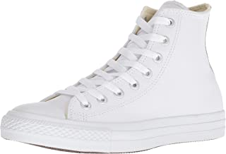 5c755c7d8e8 Converse Unisex-Adult Chuck Taylor All Star Core Leather Hi-Top Trainers