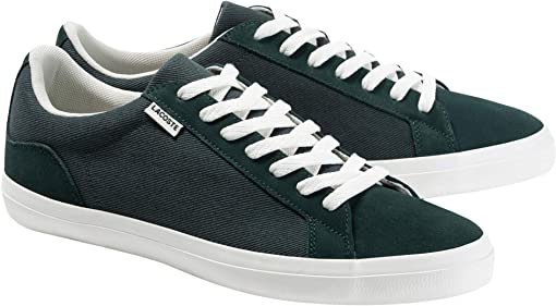 Dark Green/Off-White