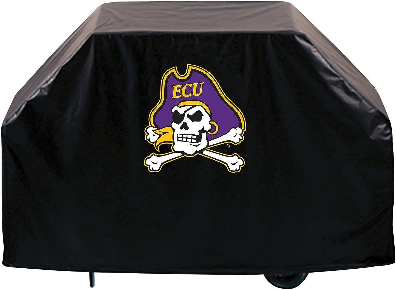 Holland Bar Stool NCAA East Carolina Pirates 60  Grill Cover