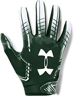 Under Armour Boys' F6 Youth Football Gloves