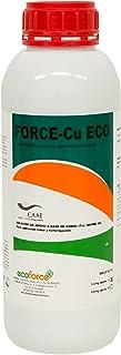 CULTIVERS Force CU de 1 l. Abono Fertilizante con efecto Fungicida de Cobre Ecológico que Mejora el Sistema de Defensa de la Planta contra el Desarrollo de Enfermedades