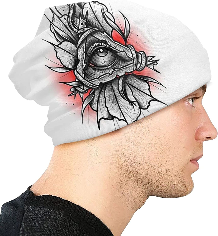 ZENGCY Divine Eye of Direct store God Ideas Knit Polar Fashion Hat Flee Popular brand Adult