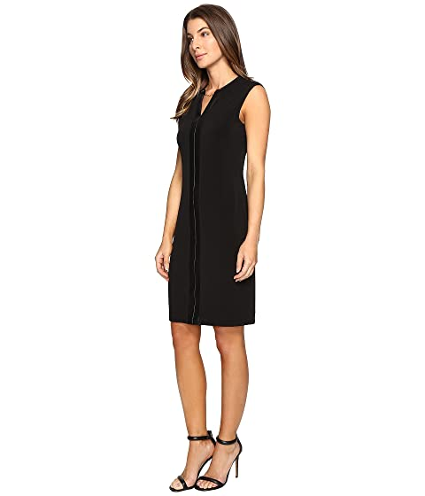 Calvin Klein Black Dress with Belt