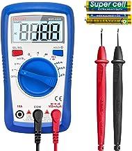 Etekcity Digital Multimeter, Auto-Ranging Voltage Tester Volt Ohm Amp Meter with..