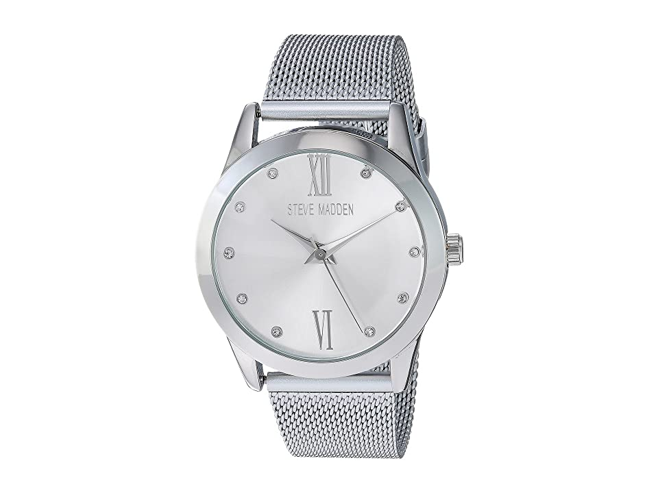 Steve Madden SMW108 (Silver) Watches