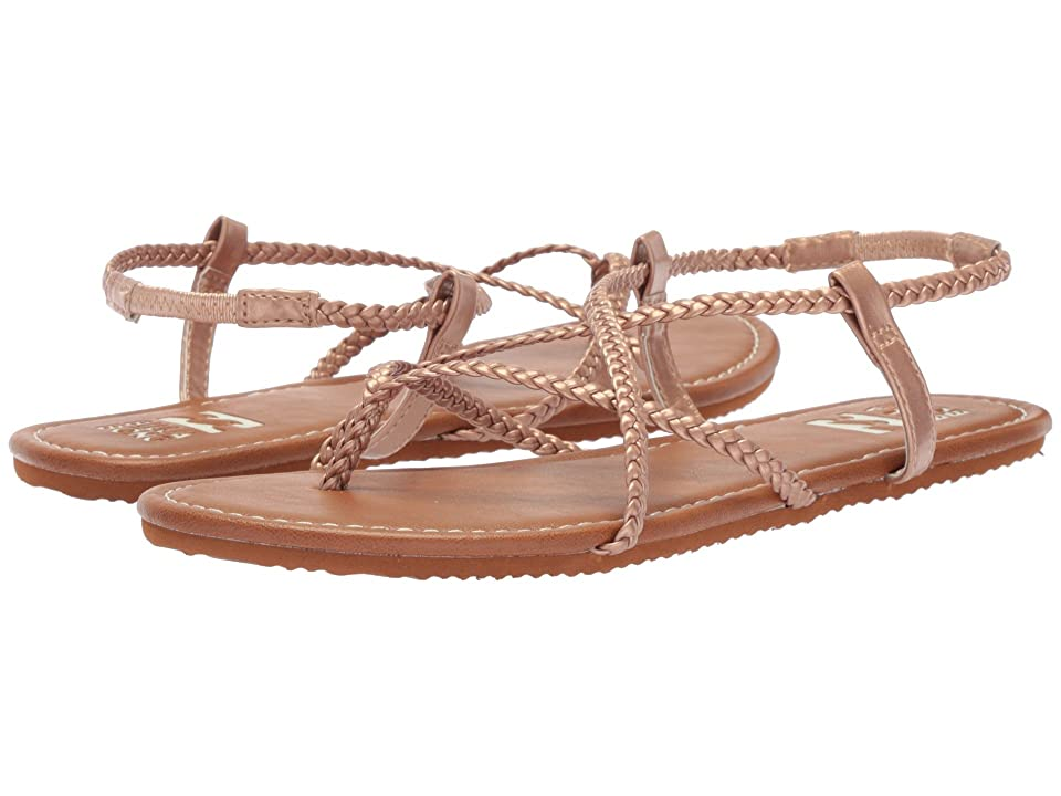 Billabong Crossing Over 2 (Rose Gold) Women