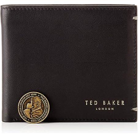 Ted Baker Men's Core Bifold Leather Travel Accessory-Bi-Fold Wallet