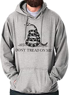 Dont Tread On Me Political 2nd Amendment Hoodie