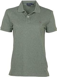 Women's Classic Fit Mesh Polo Shirt