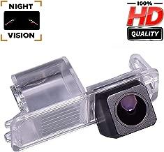 Misayaee Rear View Back Up Reverse Parking Camera in License Plate Lighting Night Version (NTSC) for Golf VI 6, MK6 GTI Skoda Superb New Beetle Polo Passat CC Golf 6 Golf VI MK4 MK5 MK6