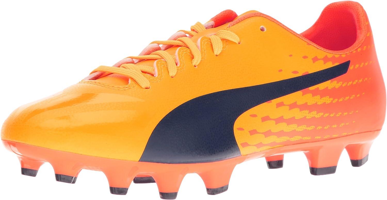PUMA Mens Evospeed 17.4 Fg Soccer shoes