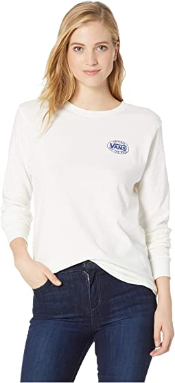 Junction Long Sleeve Boyfriend Tee