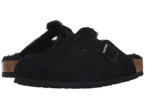 9d6c2cdfaf3e Birkenstock Boston Shearling at Zappos.com