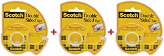 Scotch XN005308608 Scotch® Tapes Promo 3 - Double-Sided Tape Bundle pack, Pack of 3