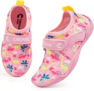 Girls Boys Water Shoes Quick Dry Slip-on Beach Pool Swim...