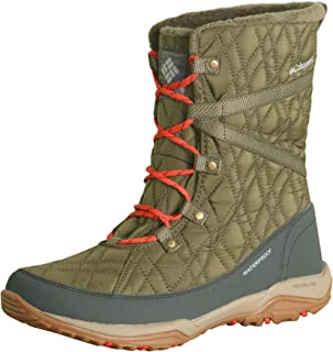 Columbia Women's Clayton Cliffs Mid Omni Heat Snow Boots