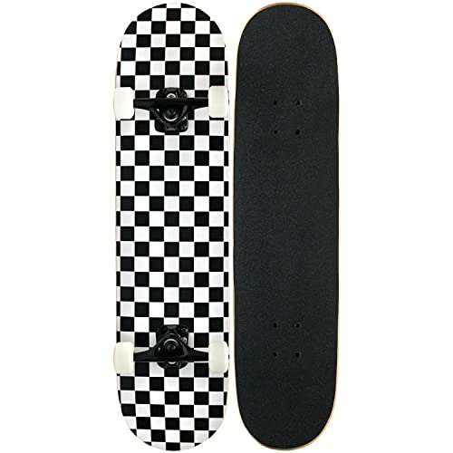 Black Skateboards: Amazon com