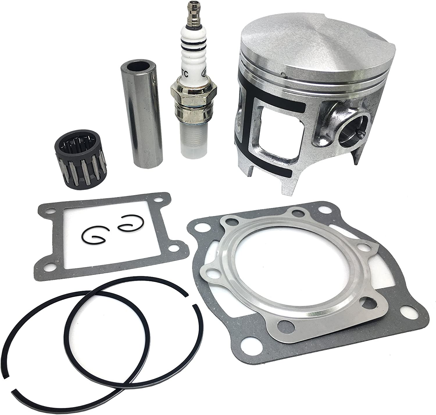 CBK Sales for sale Piston Gasket Rings Top End 20 Yamaha Max 71% OFF for Blaster Kit