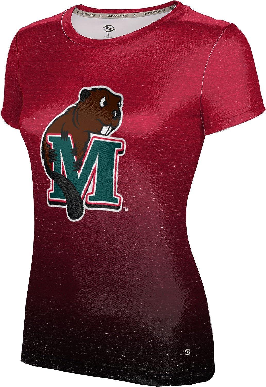 ProSphere Minot State University Girls' Performance T-Shirt (Ombre)