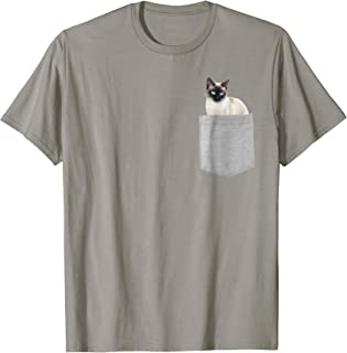 Siamese cat t shirt shirt