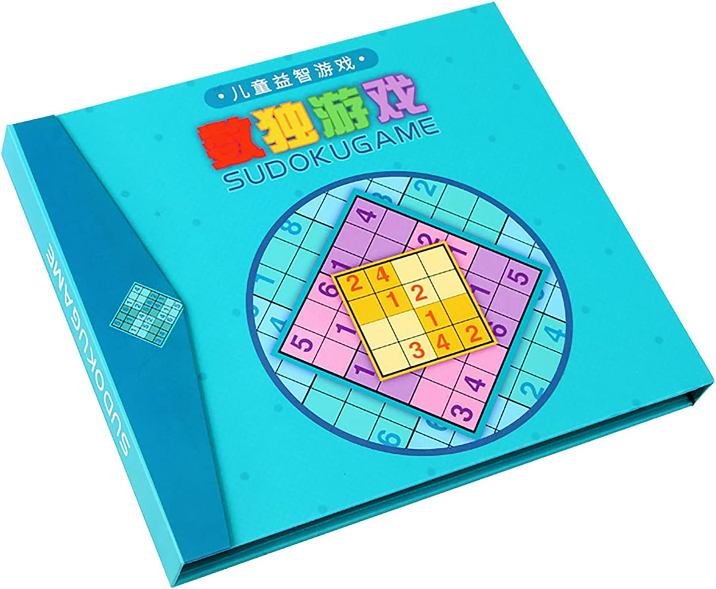 Sudoku Board Logical 5 price ☆ very popular Thinking B Portable Education Wooden