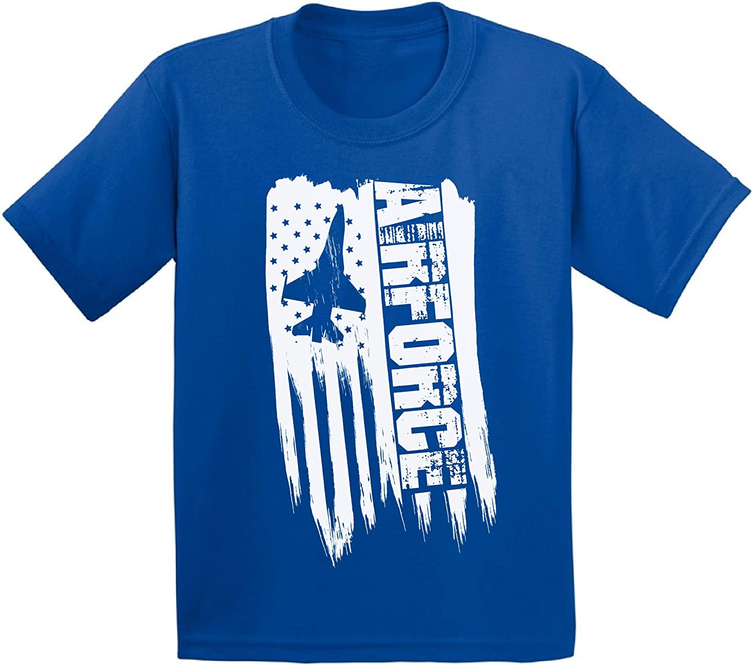 Awkward Styles American Flag Airforce Toddler Shirt USA Airforce T Shirt for Boys Girls