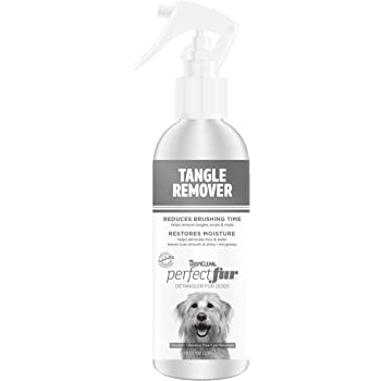 TropiClean Perfect Fur Shampoo & Spray for Dogs - Unique Formulas for Breeds & Coats - Combination, Curly & Wavy, Long Haired, Short Double, Smooth, and Thick Double - Made in USA, Naturally Derived