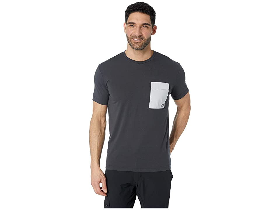 Helly Hansen Lomma T-Shirt (Ebony) Men