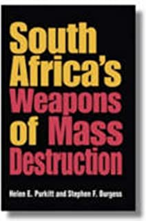 South Africa's Weapons of Mass Destruction