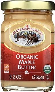 Shady Maple Farms Organic Maple Butter, 9.2 Ounce - 8 per case.