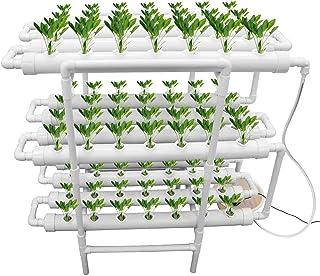 水耕栽培キット 水耕栽培 植物 野菜用具 植物育成 家庭菜園 室内 ベランダ 水耕栽培セット (108穴)