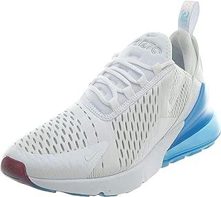 Air Max 270 Men's Shoes White/Metallic Silver aq7982-100